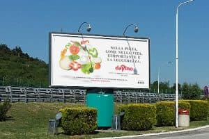 Poster | Autogrill a Duino Sud - Trieste