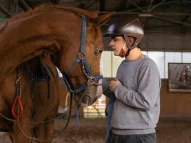 Associazione Anche Noi a Cavallo - Porcia (PN)   Ph.©: Jessica Zufferli