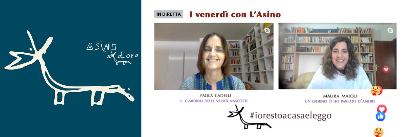 Diretta Facebook L'Asino d'oro edizioni | I venerdì con L'Asino